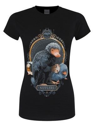 a77f944c4 This thieving little Niffler and her babies will stop at nothing to get  their hands on your shiny things! Facing the powerful woes of the dark  wizard ...