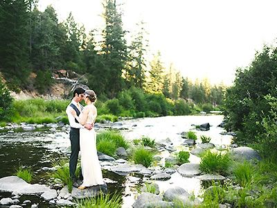 Twenty Mile House Graeagle Weddings Lake Tahoe Reception Venues Tahoe Wedding Locations | Outdoor Reception Sites in Lake Tahoe 96103