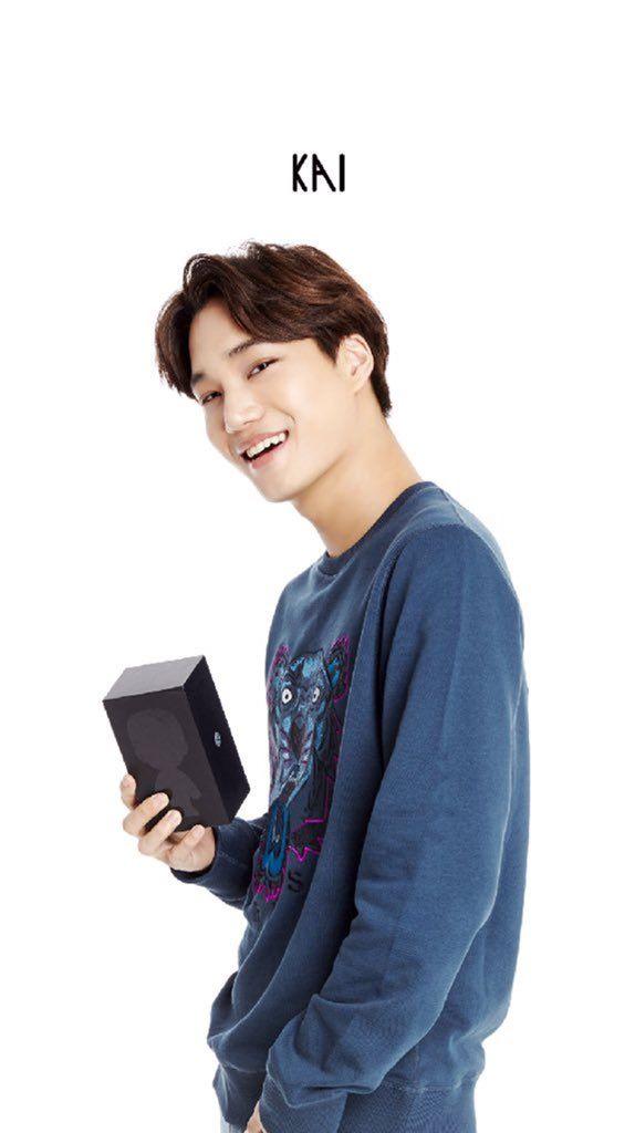 EXO Kai - Bluetooth Speaker CF (171115)