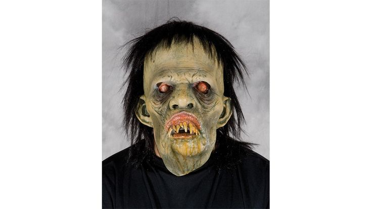 Boogity Wiggy Zombie Mask  SKU: M7014  Terrifying drooling Zombie Sculpt with great visibility, comfortable and easy wearability. The mask alone is a full costume.   Boogity Wiggy Zombie Mask | Zagone Studios