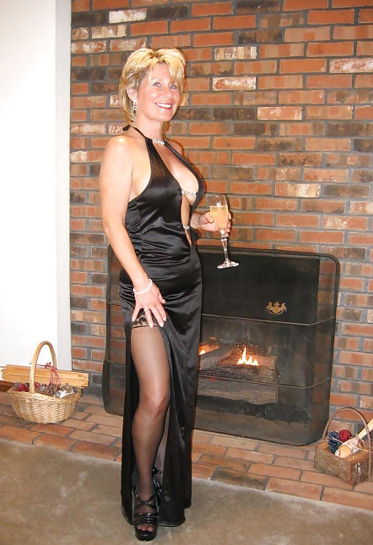 Pin P Satin Party Dress 2-9637