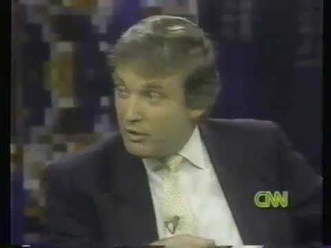 We just found video of Trump at the 1988 Republican convention, what he said may surprise you - Allen B. West - AllenBWest.com
