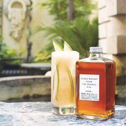 Nikka whisky cocktails