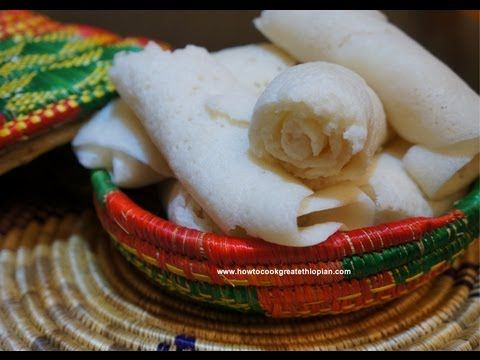 101 best ethiopia culture tribes food arts and crafts images on ethiopian food injera how to make recipe rice flour version not tef teff amharic english forumfinder Images