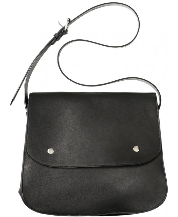 MARGARET HOWELL - LEATHER FISHING BAG - ACCESSORIES - WOMEN