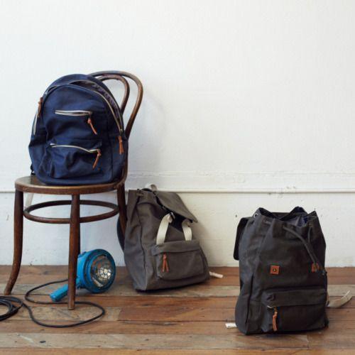 Everlane Clip Backpacks