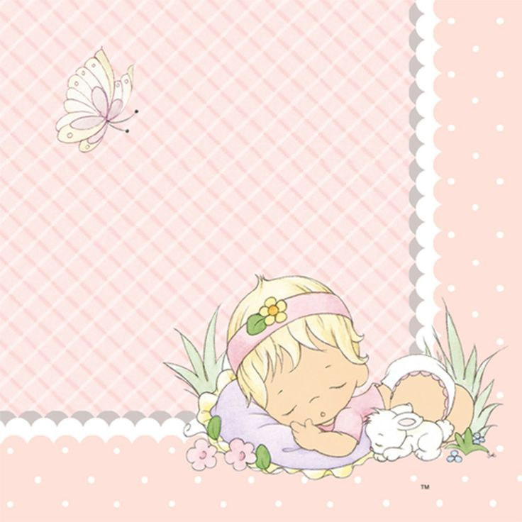 Precious Moments Baby Shower Party Supplies: 111 Best Images About Backgrounds/Hintergrund Papier On