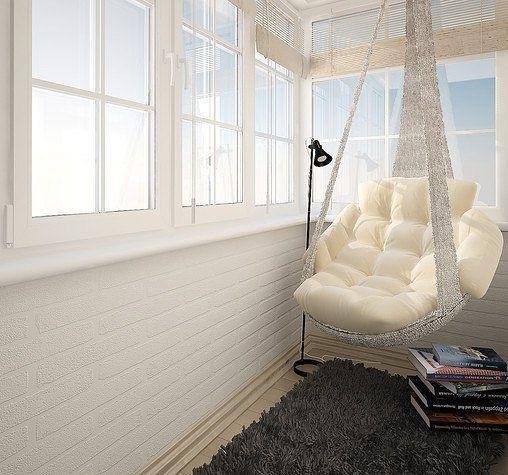 Идеальный балкон