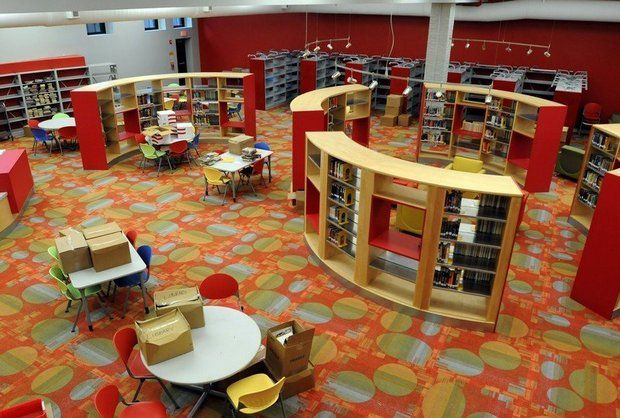 Editorial: Springfield's Forest Park Middle School: perfect blend ...