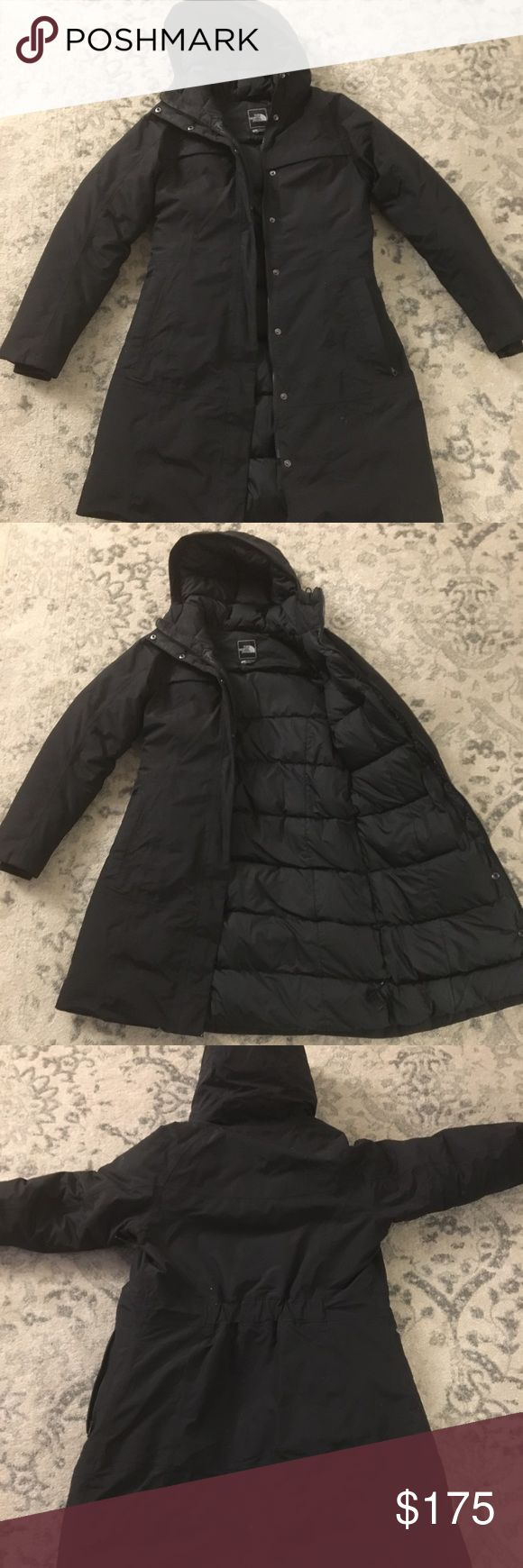 North Face Arctic Parka Black, size medium North Face Arctic Parka. Very warm winter coat in great condition! North Face Jackets & Coats Puffers