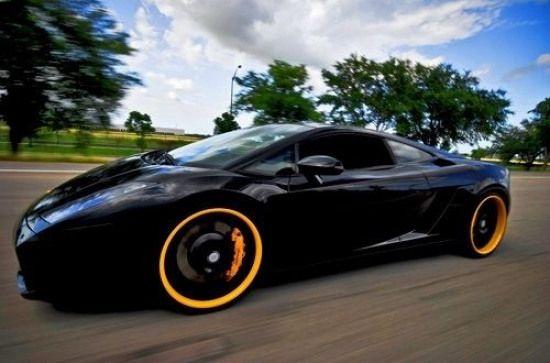 Lamborghini Lamborghinigallardo Lamborghini Gallardo Amarillo