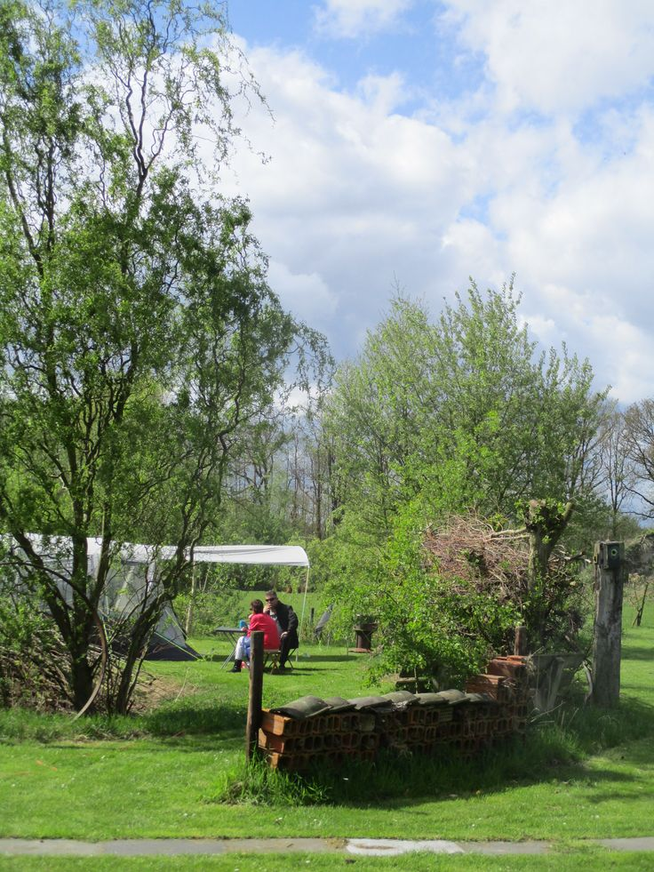 Pasen 2017 op natuurkampeerterrein De Biezen www.eco-touristfarm.com