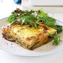 WeightWatchers.fr : Recette Weight Watchers - Moussaka