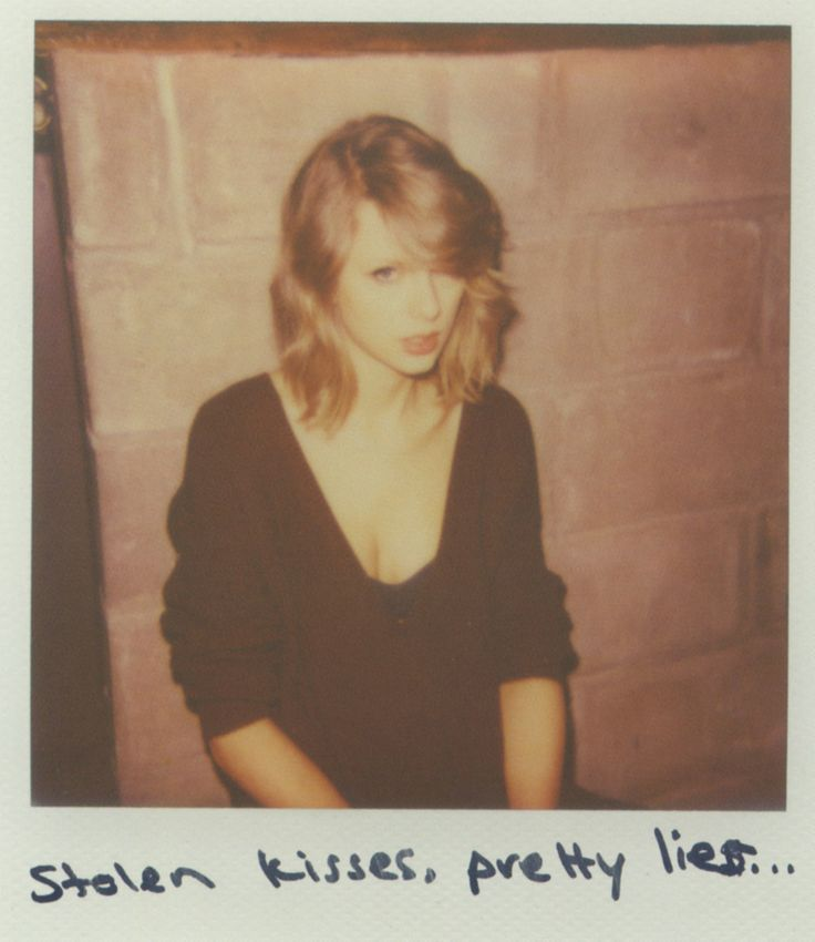 Blank Space: Blank Space #1989 You're The
