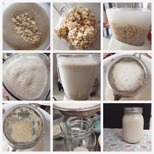 How to prepare water oatmeal