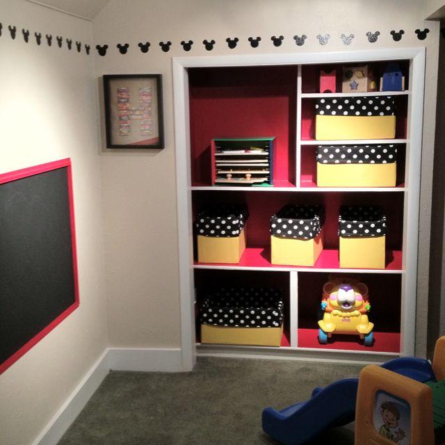 Best 20+ Mickey Mouse Bedroom Ideas On Pinterest