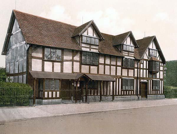 Stratford-on-Avon, England