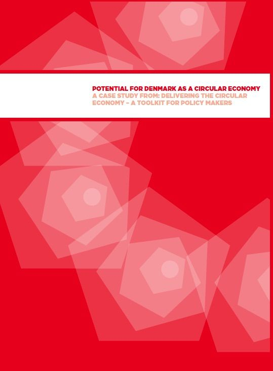 This report presents findings from a Denmark case study, undertaken as part of developing a methodology for circular economy policymaking.
