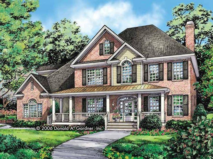 93 best House plans images on Pinterest House floor plans Dream