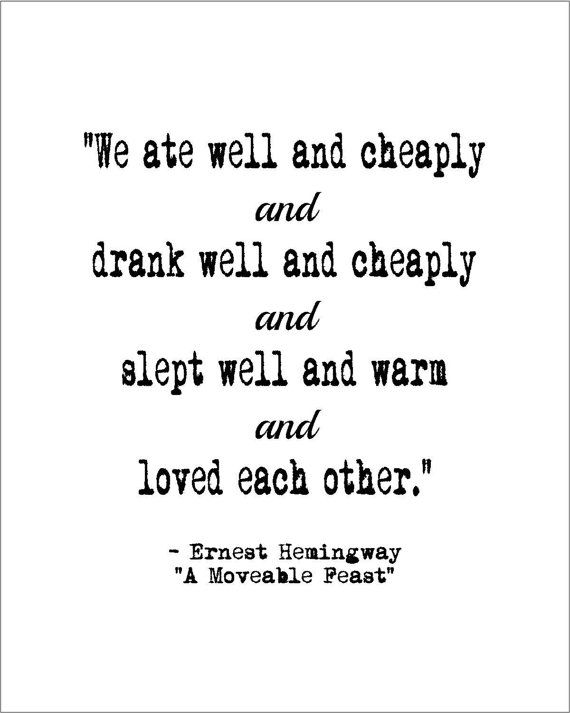 INSTANT DOWNLOAD literary love quote print by JenniferDareDesigns, $5.00