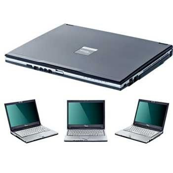 Laptopuri Fujitsu Siemens second hand LIFEBOOK S6420, P8600, 2gb DDR3, 160 Gb, DVD-Rw