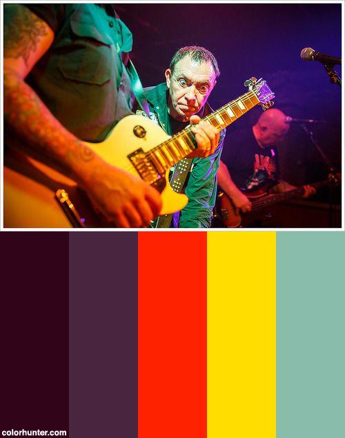 The+Zips+@+Maze+Color+Scheme