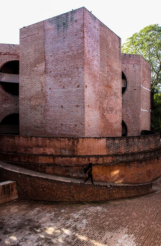 Indian Institute of Management, Ahmedabad - Louis Kahn