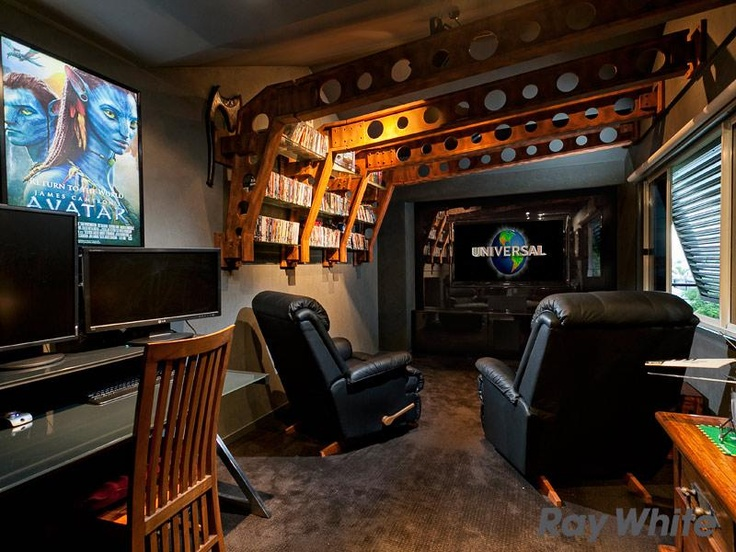 Man Cave Bars Brisbane : Best images about my dream movie rooms and decor on