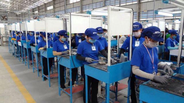 Auto parts makers steer toward Poipet