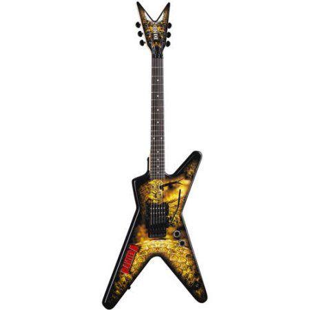 Dean Dimebag Pantera Southern Trendkill ML Electric Guitar, Multicolor
