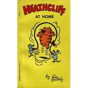 Heathcliff at Home