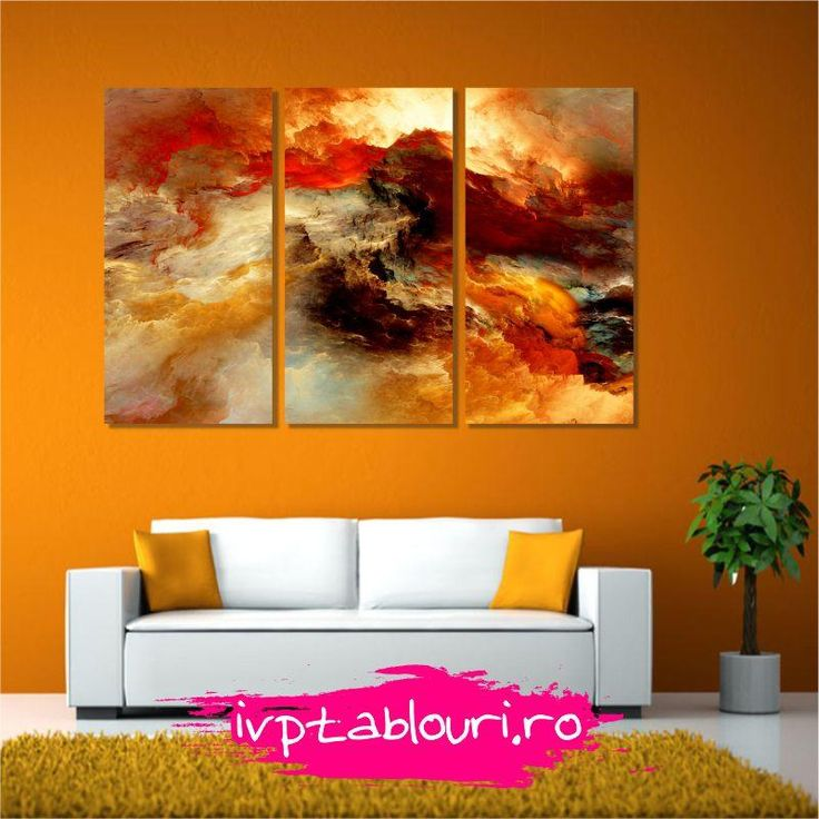 Tablou multicanvas abstract ABS302 | Tablouri canvas | Fototapet personalizat | Tablouri personalizate