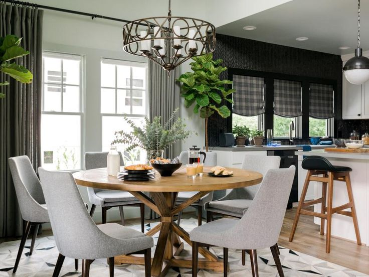 Dining Room Pictures From HGTV Urban Oasis 2016 >> http://www.hgtv.com/design/hgtv-urban-oasis/2016/dining-room-pictures-from-hgtv-urban-oasis-2016-pictures?soc=pinterest