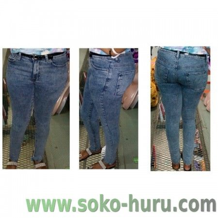Модные женские джинсы, Chinos, хаки @ ksh.699.only