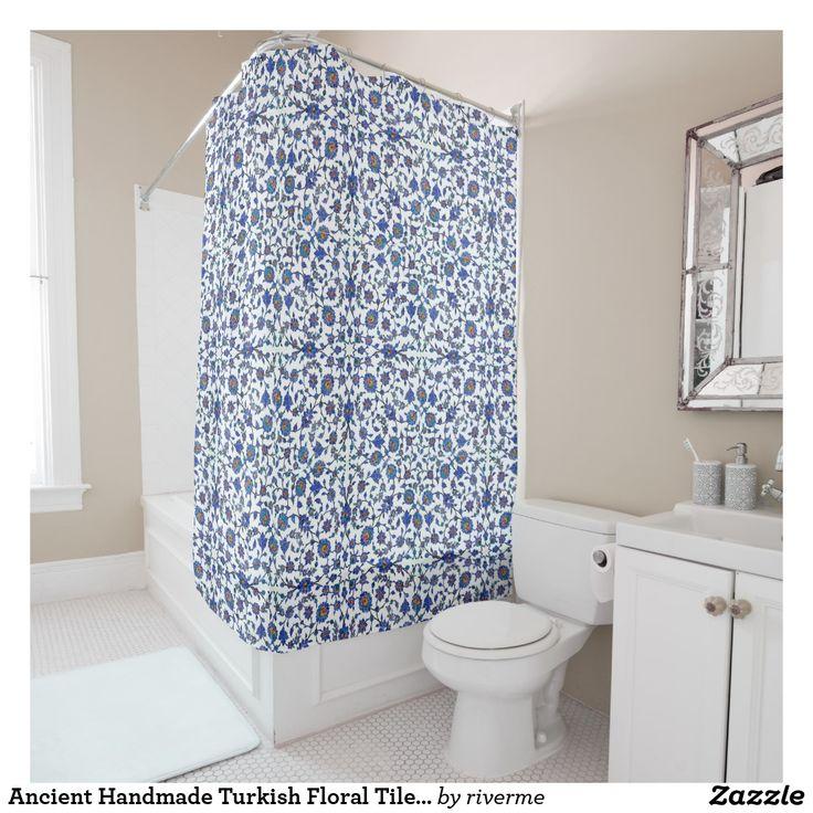 814 best Bath:Shower Curtains images on Pinterest | Bath shower ...