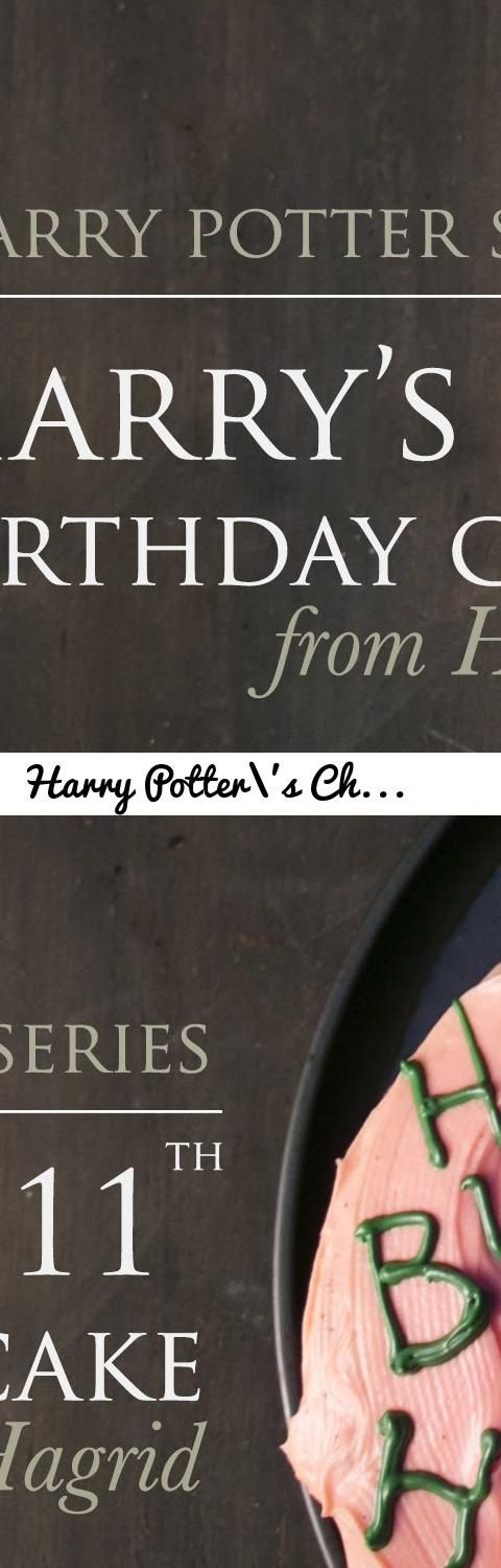 Harry Potter's Chocolate Cake from Hagrid | Food in Literature... Tags: food in literature, recipes, books, bryton taylor, bryton taylor
