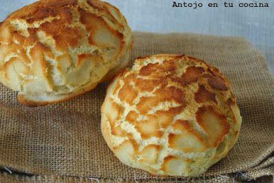 12 recetas de pan - 12 bread recipes