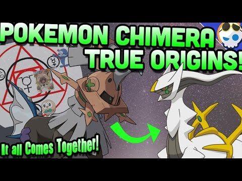 Type: Null is the Pokemon MAGNUM OPUS!     Gnoggin - YouTube