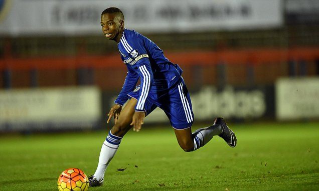 CHARLY MUSONDA next to put his talent on the line with Belgian midfielder set to become Chelsea's 30th loanee...