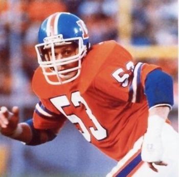 Randy Gradishar Denver Broncos