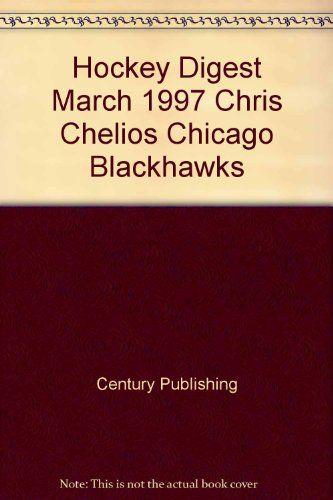 Blackhawks Chris Chelios Publication