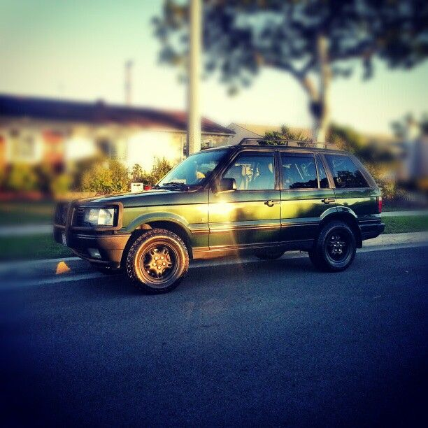 1000+ Images About RANGE ROVER P 38 On Pinterest