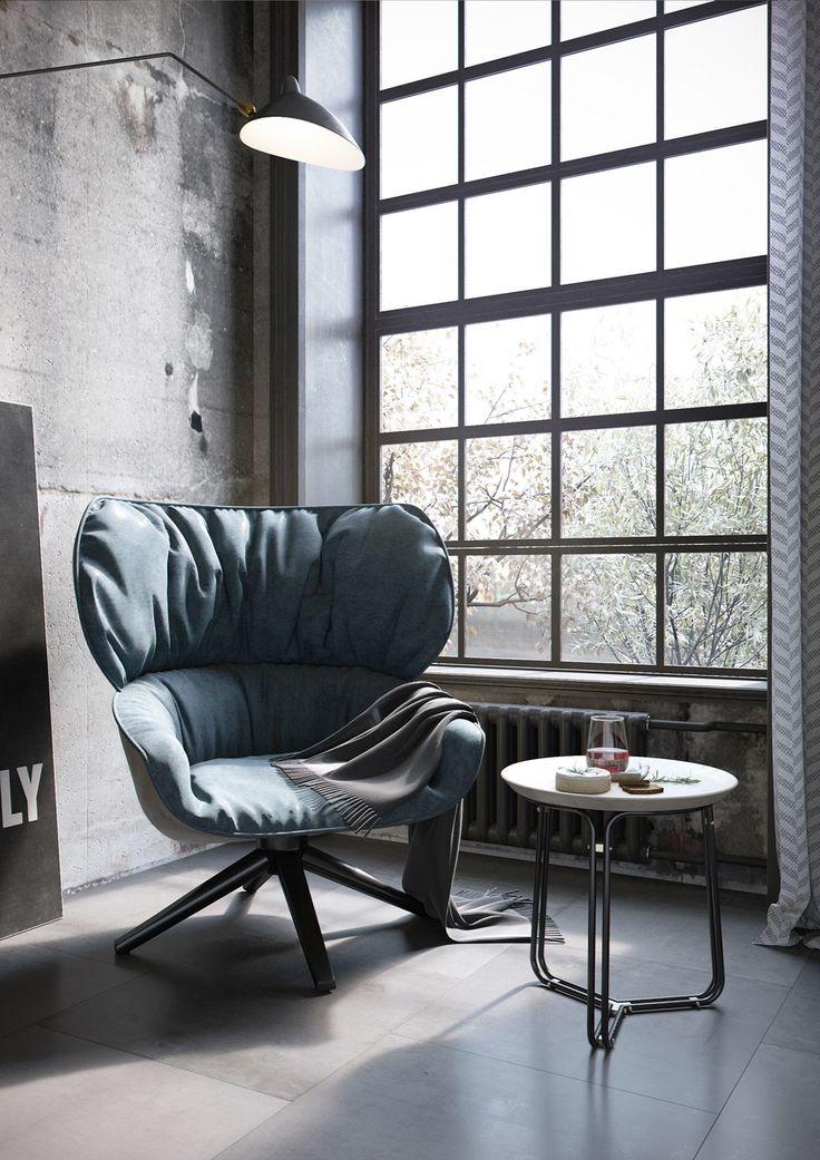 2 Chic and Cozy Cosmopolitan Lofts – Design Sticker