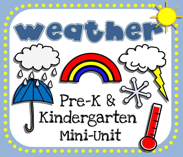 Best 20+ Weather Kindergarten ideas on Pinterest | Spring weather ...