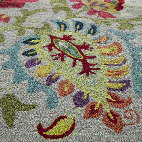 SALCEA rug, multicoloured 160 x 230cm