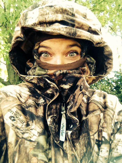Hunting :)