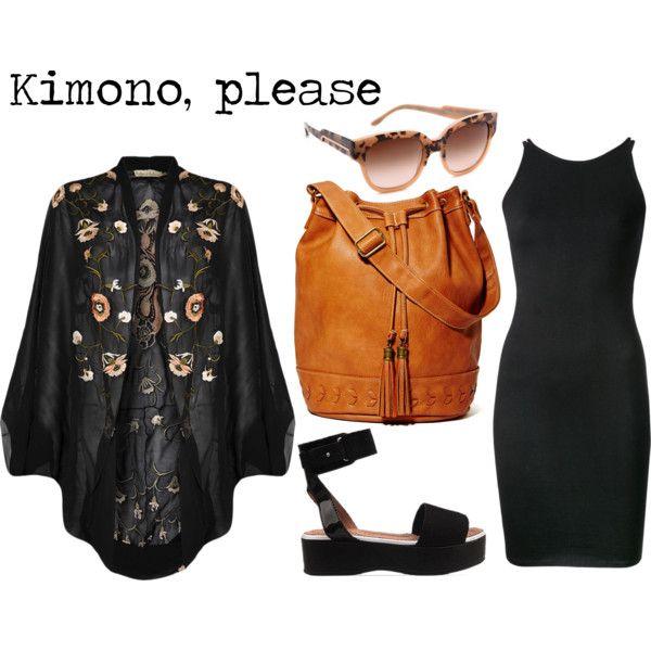Kimono, please