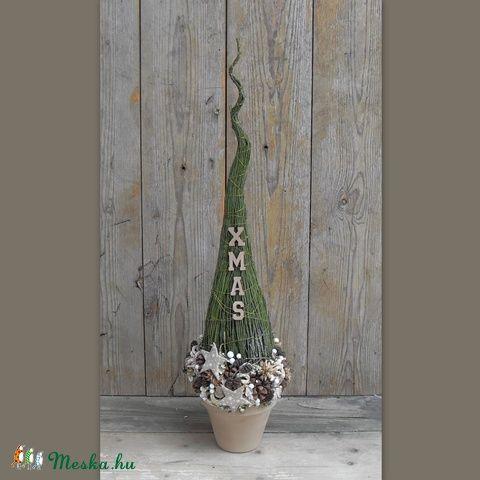 Xmas - Grincs fa, Dekoráció, Karácsonyi, adventi apróságok, Otthon, lakberendezés, Ünnepi dekoráció, Meska