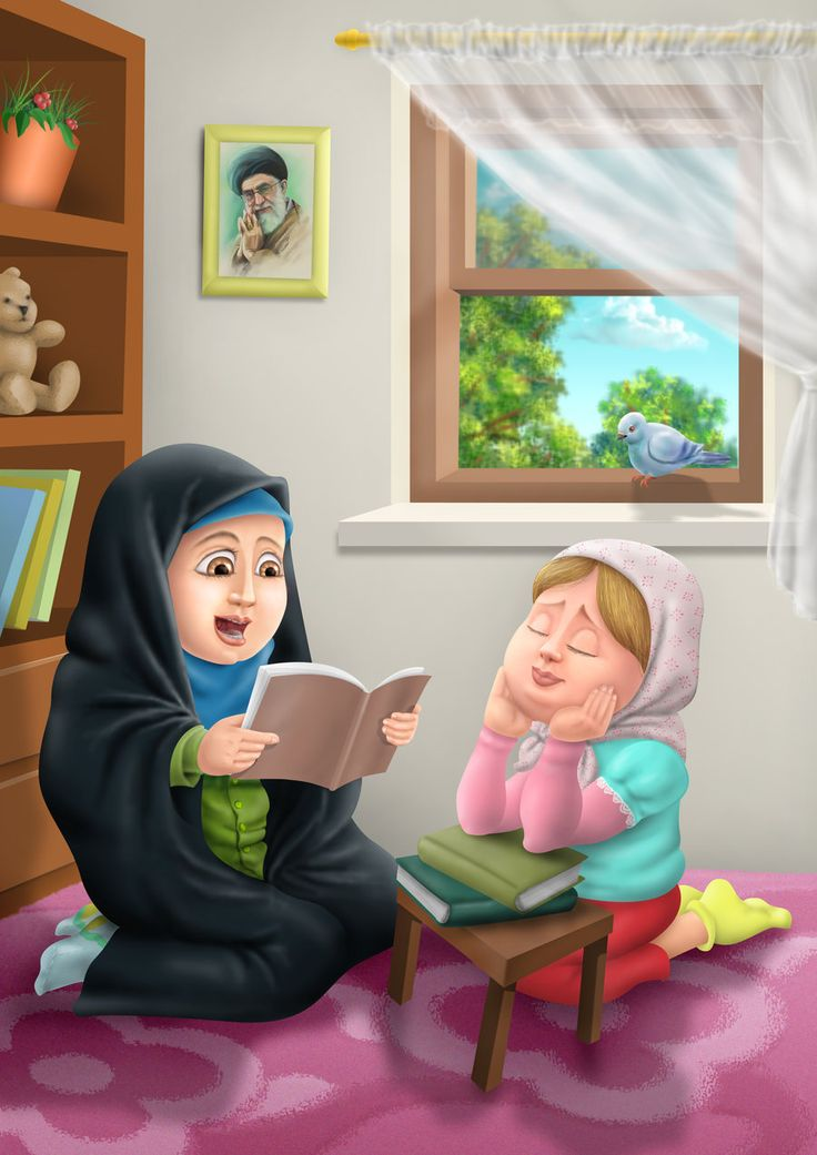 Muslim girls by miladps3.deviantart.com on @DeviantArt