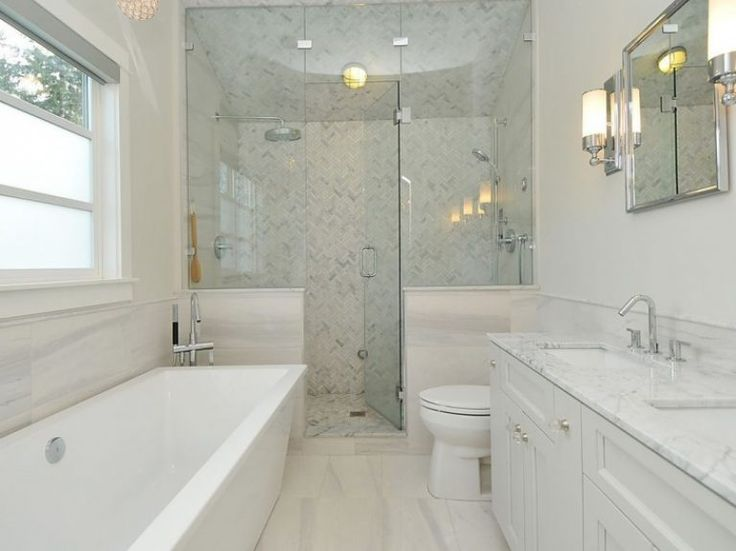 Best 25+ Small Master Bathroom Ideas Ideas On Pinterest | Small Bathroom  Showers, Small Bathrooms And Basement Bathroom Ideas